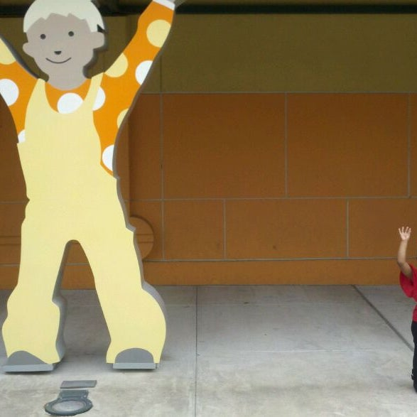 Photo prise au Children's Museum of Houston par Austin D. le1/21/2012