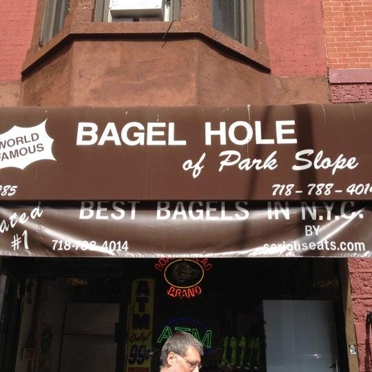 Bagel Hole - South Slope - Brooklyn, NY
