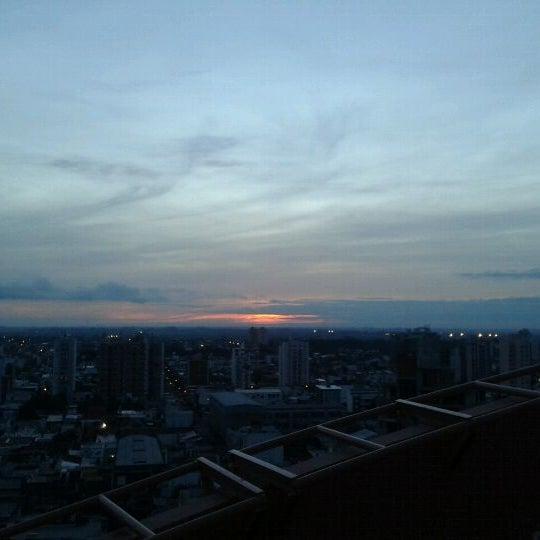Das Foto wurde bei InterTower Hotel von Romina M. am 5/27/2012 aufgenommen