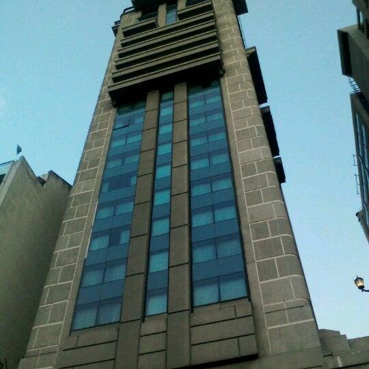 Снимок сделан в Hotel Panamericano пользователем Nestor B. 11/25/2011