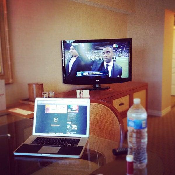 Снимок сделан в Tropicana Las Vegas пользователем Balind S. 2/5/2012