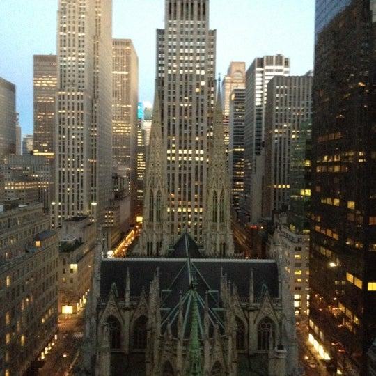 Foto scattata a Lotte New York Palace da Luc M. il 4/2/2012