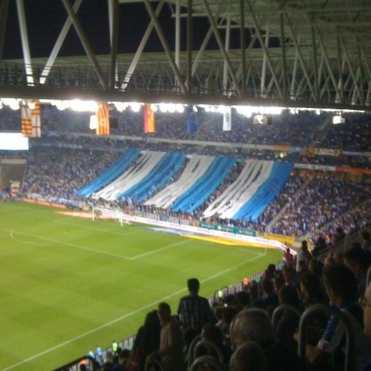 Foto diambil di RCDE Stadium oleh Toni M. pada 10/3/2011