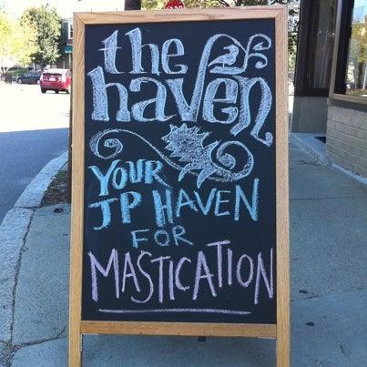 12/20/2010 tarihinde BostonTweetziyaretçi tarafından The Haven'de çekilen fotoğraf