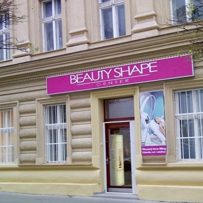 beauty shape praha