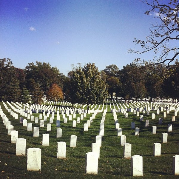 Photo prise au Arlington National Cemetery par Justin H. le10/15/2011
