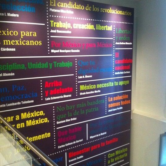Das Foto wurde bei MODO Museo del Objeto del Objeto von Daniel P. am 6/23/2012 aufgenommen