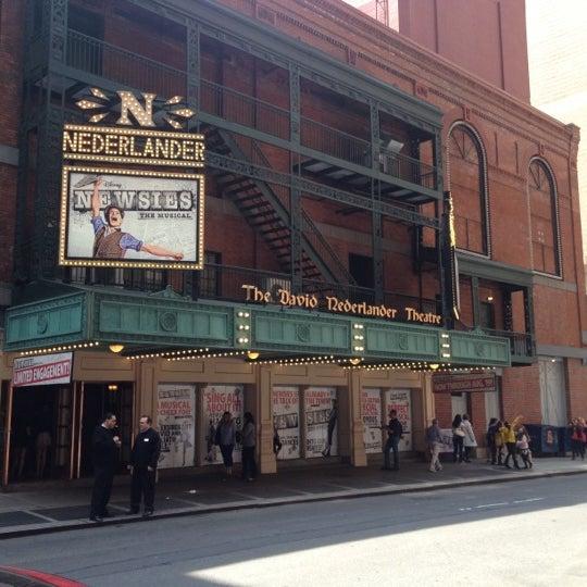 4/21/2012にRobert A.がNederlander Theatreで撮った写真