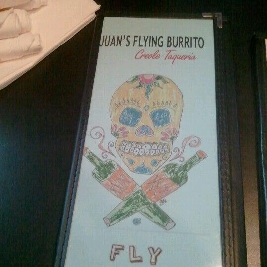 8/12/2012にdoug s.がJuan's Flying Burritoで撮った写真