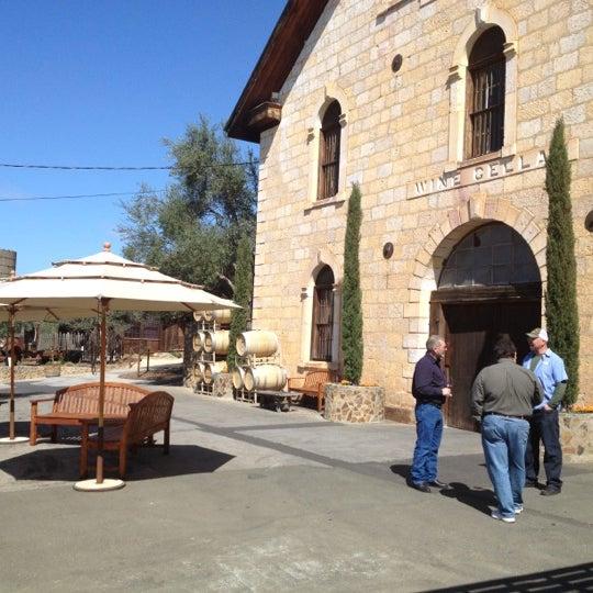 Снимок сделан в Regusci Winery пользователем Philip N. 3/10/2012