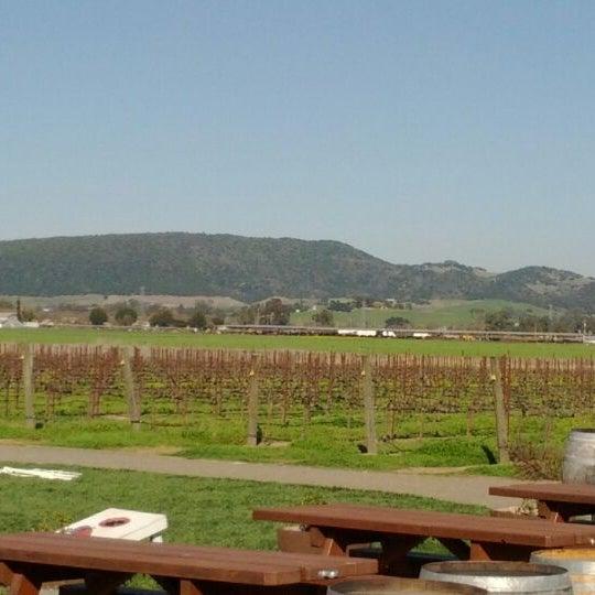 Das Foto wurde bei Larson Family Winery von Wil R. am 3/8/2012 aufgenommen