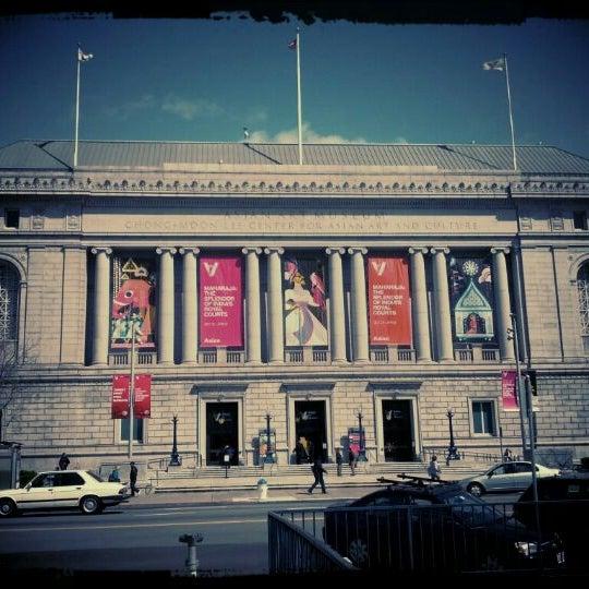 3/31/2012 tarihinde Eli C.ziyaretçi tarafından Asian Art Museum'de çekilen fotoğraf