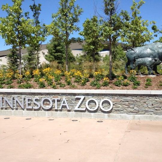7/26/2012 tarihinde Jayrod C.ziyaretçi tarafından Minnesota Zoo'de çekilen fotoğraf