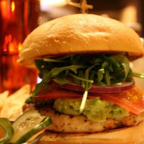 Best Turkey Burger Around!