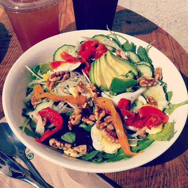 รูปภาพถ่ายที่ Railtown Cafe โดย nneale เมื่อ 9/6/2012