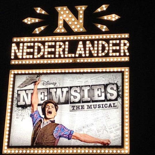 4/1/2012にJess U.がNederlander Theatreで撮った写真