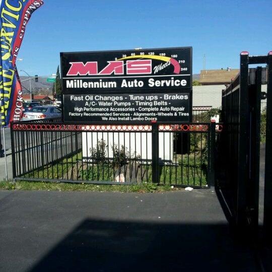 jaslene's tip at Millennium auto service