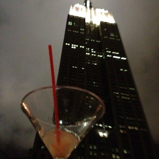 Foto diambil di VU Bar NYC oleh Rachel H. pada 6/6/2012