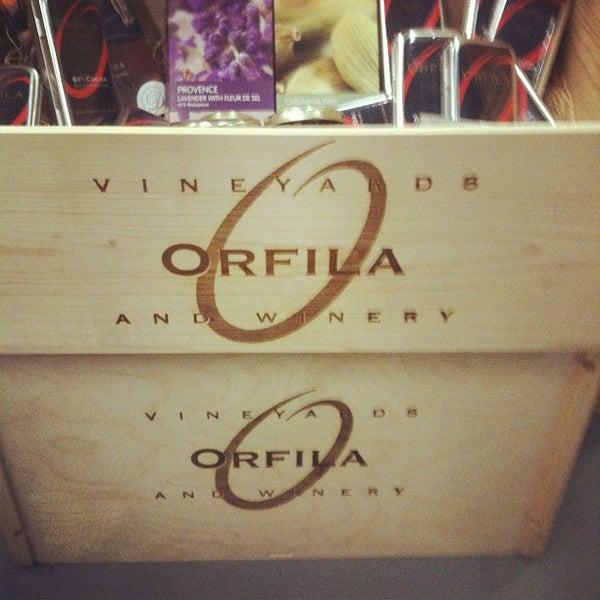 รูปภาพถ่ายที่ Orfila Vineyards and Winery โดย Rafael G. เมื่อ 4/10/2012