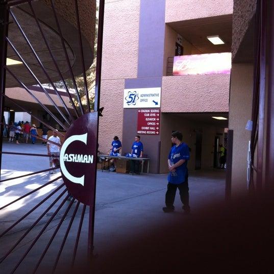 Photo prise au Cashman Field par Wally S. le6/17/2012