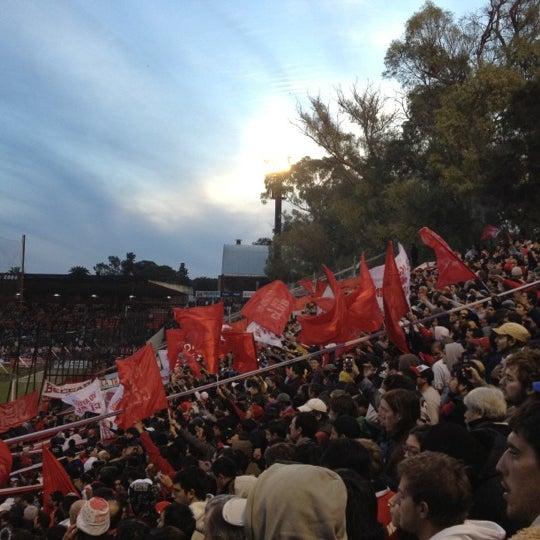 Foto scattata a Estadio Marcelo Bielsa (Club Atlético Newell's Old Boys) da Martin Ignacio G. il 6/9/2012