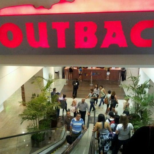 10/14/2011 tarihinde Leo V.ziyaretçi tarafından Shopping Tijuca'de çekilen fotoğraf