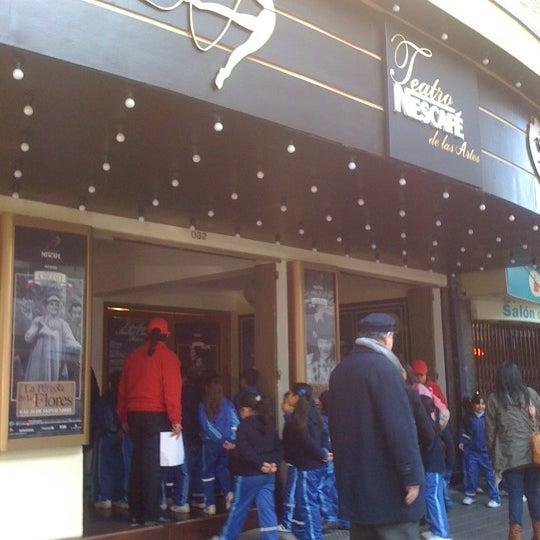 Foto diambil di Teatro Nescafé de las Artes oleh Soledad E. pada 8/10/2011