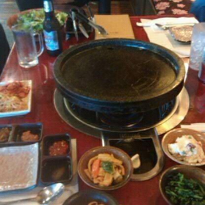 Foto scattata a Hae Jang Chon Korean BBQ Restaurant da Jun G. il 9/21/2011
