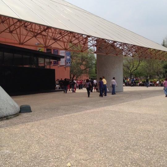 3/18/2012에 Everett G.님이 Universum, Museo de las Ciencias에서 찍은 사진
