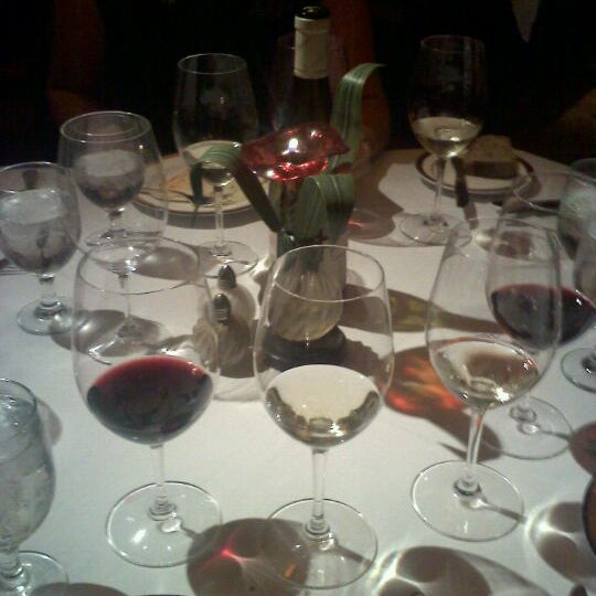 Photo taken at Refectory Restaurant and Bistro by Nikki S. on 9/18/2011