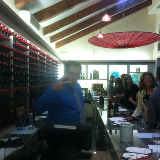 Photo prise au Peju Province Winery par Ayelet B. le2/12/2012