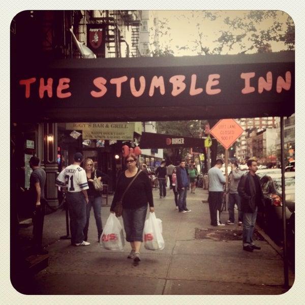 Das Foto wurde bei The Stumble Inn von Latisha G. am 10/16/2011 aufgenommen