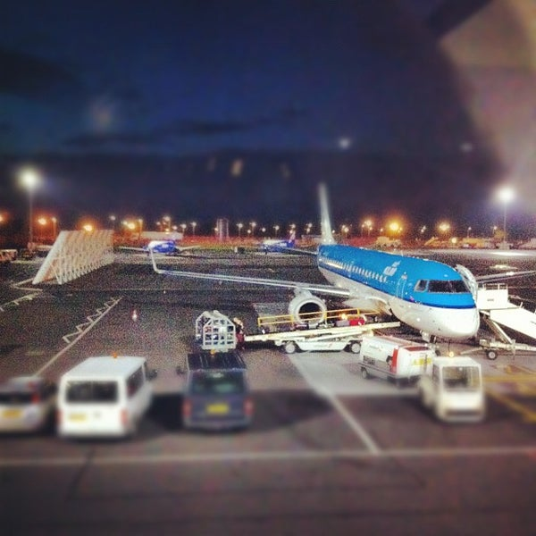 8/4/2012にEmile N.がNewcastle International Airportで撮った写真