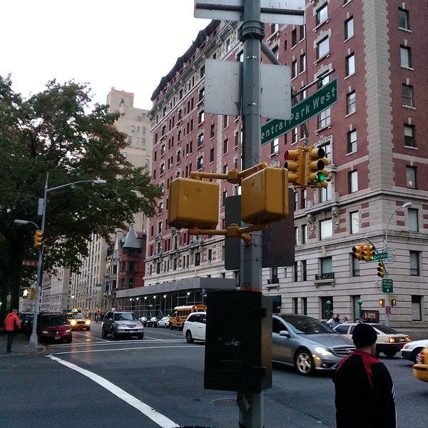 West Central Park: Central Park West