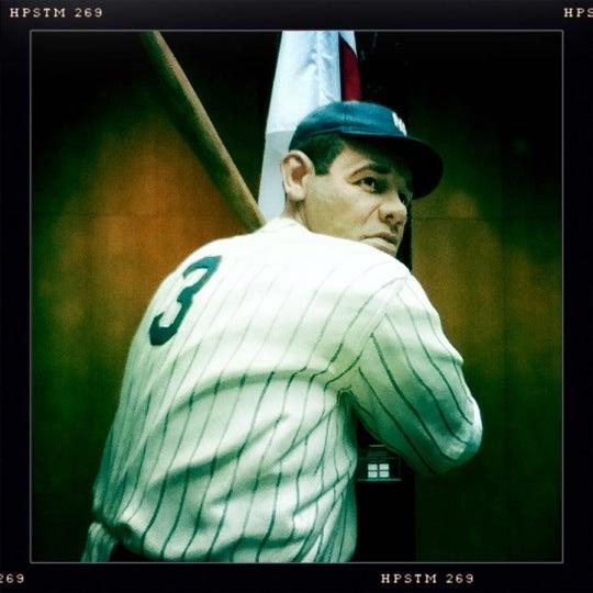 4/30/2011 tarihinde Greg0ry T.ziyaretçi tarafından National Baseball Hall of Fame and Museum'de çekilen fotoğraf