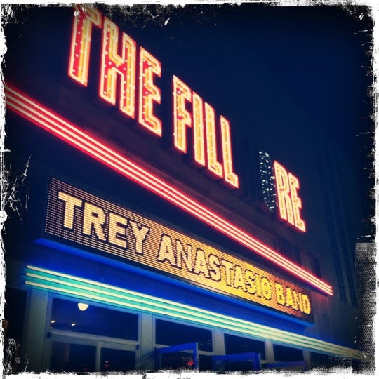 Photo prise au The Fillmore par Andrew W. le10/13/2011