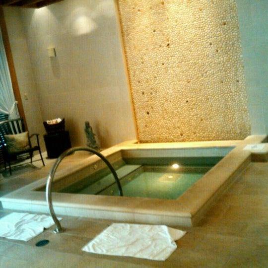 9/7/2011 tarihinde Holly M.ziyaretçi tarafından The Spa at Ponte Vedra Inn & Club'de çekilen fotoğraf