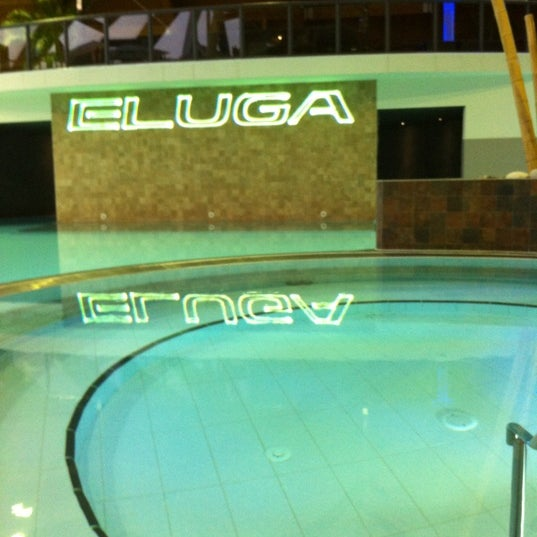 Foto tomada en Acquaworld - Fun, Fit & Spa por Gianluca P. el 5/29/2012