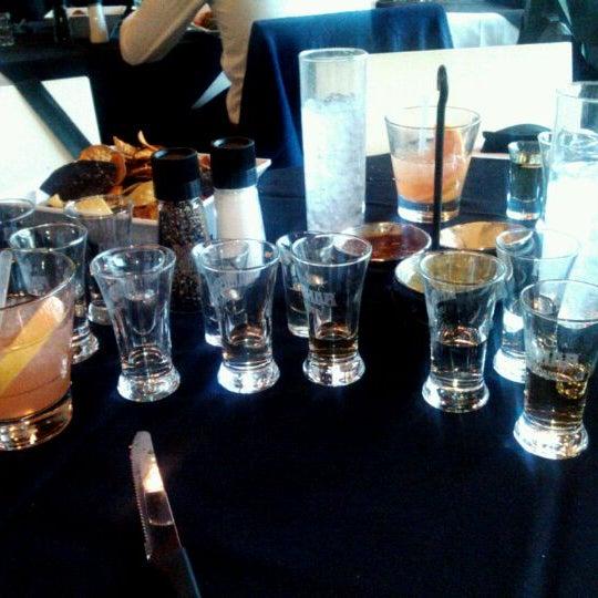 Снимок сделан в TNT - Tacos and Tequila пользователем Hannah S. 2/26/2012