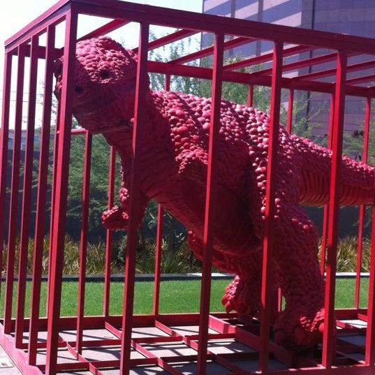 Снимок сделан в Phoenix Art Museum пользователем Bill H. 8/12/2012
