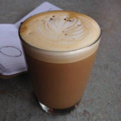 7/21/2012에 Lisa T.님이 Peace Coffee Shop에서 찍은 사진