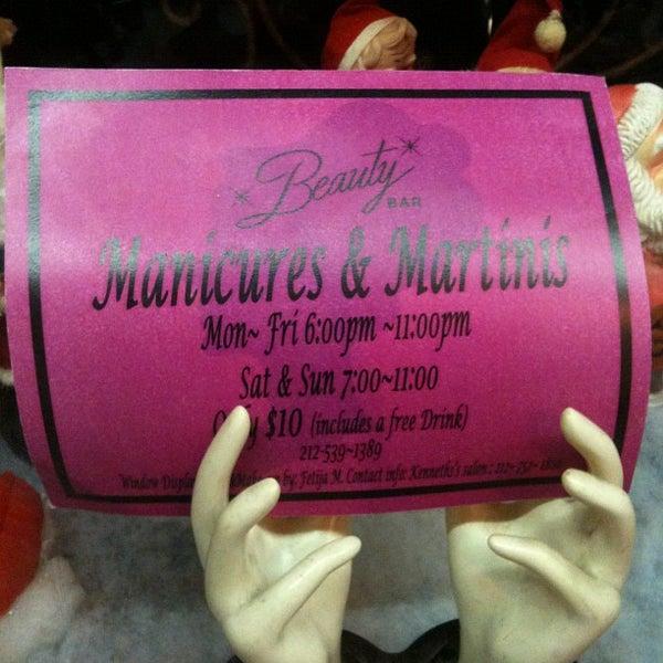Foto scattata a Beauty Bar da Adriana V. il 12/6/2011