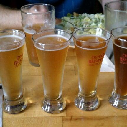 8/21/2012에 Justin B.님이 Outer Banks Brewing Station에서 찍은 사진