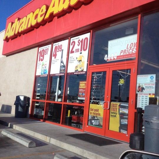 Photos At Advance Auto Parts Auto Dealership In Corpus Christi