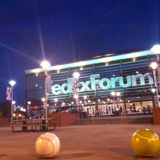 Foto diambil di FedExForum oleh Mark📱 pada 4/24/2012