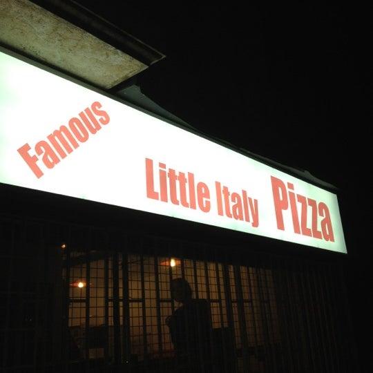 Снимок сделан в Italita пользователем Francisco O. 5/15/2012