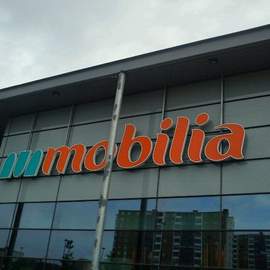 mobilia shopping center malmö