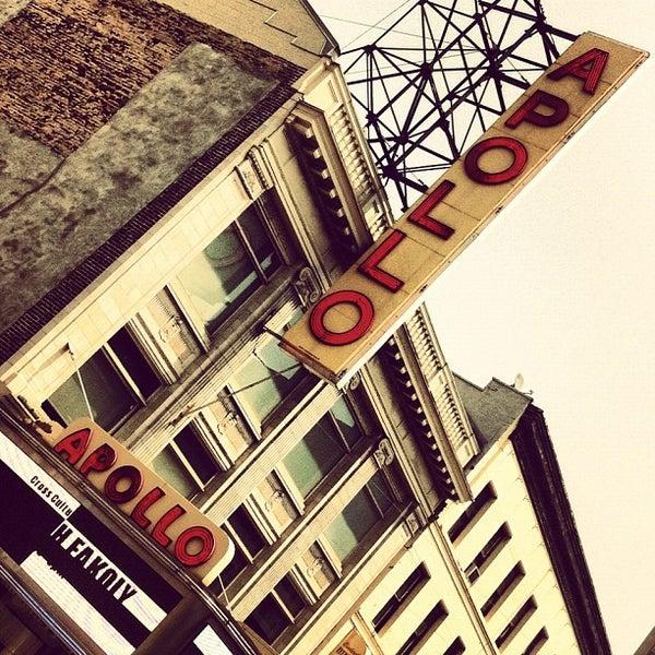 Das Foto wurde bei Apollo Theater von Artur S. am 5/27/2012 aufgenommen