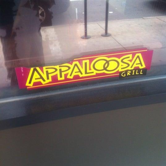 7/7/2012 tarihinde Danielziyaretçi tarafından Appaloosa Grill'de çekilen fotoğraf