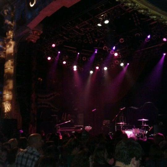 Foto diambil di House of Blues oleh Allison L. pada 4/22/2012